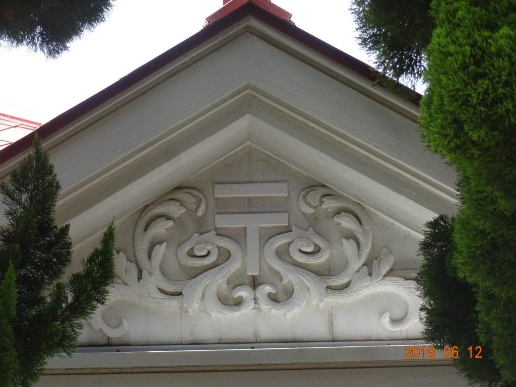 燈台守の宿舎