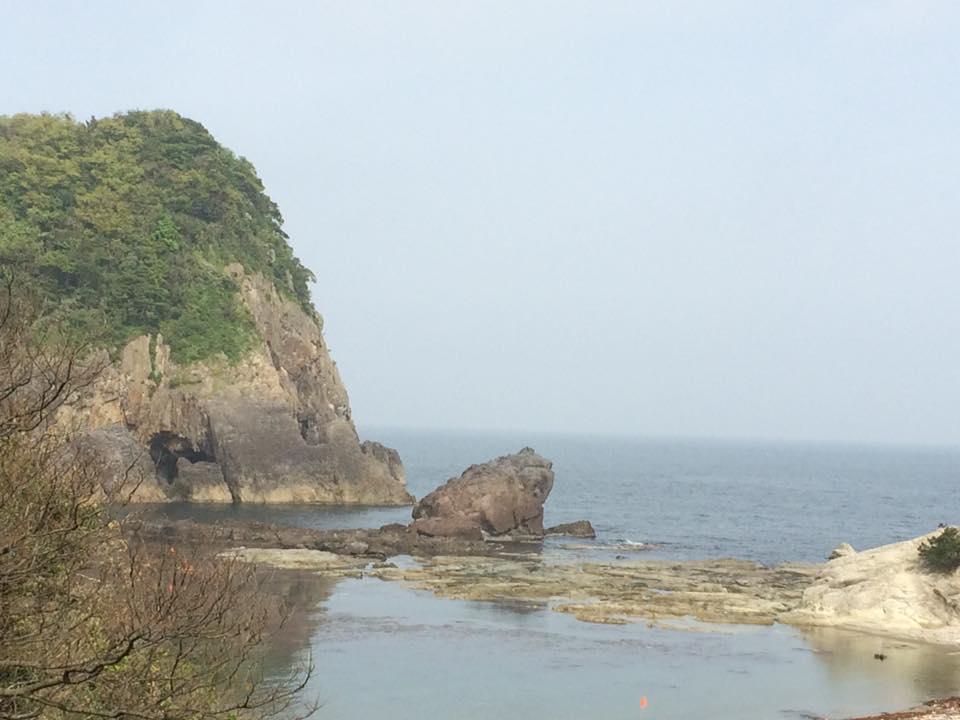 香美町かえる島