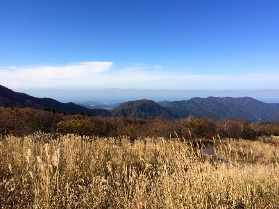 河合谷高原と天神池