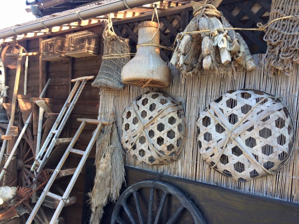 岩美町浦富に古道具が保存されている ギャラリー