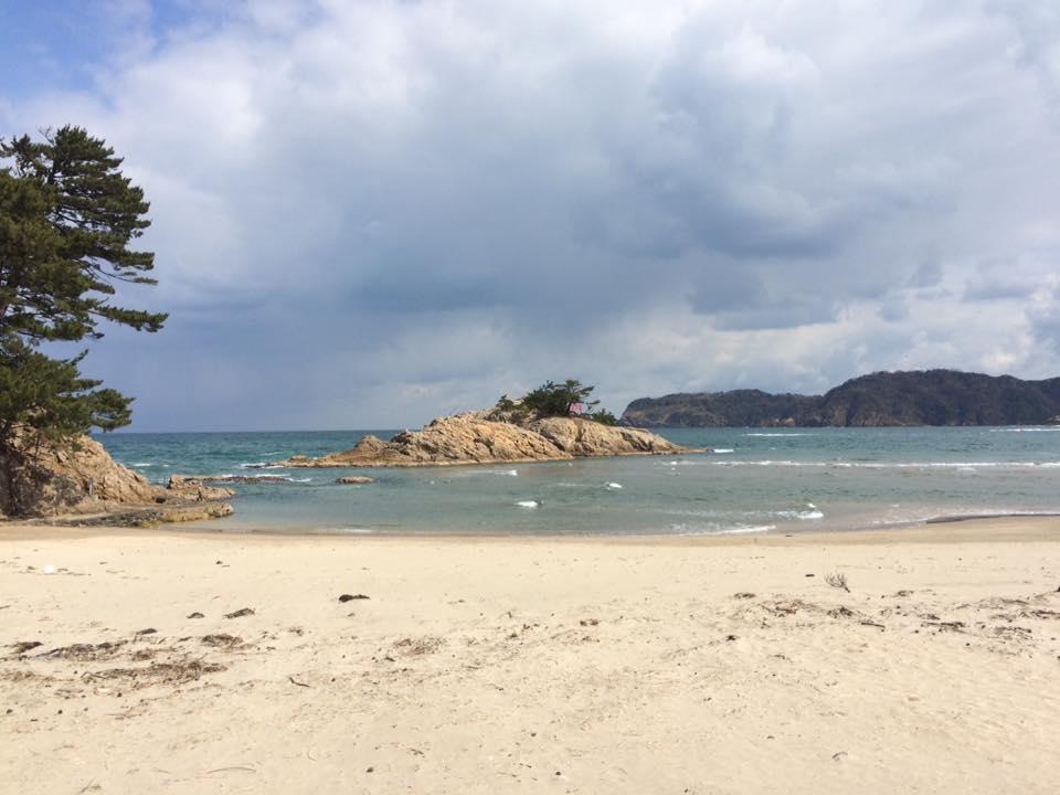 浦富海岸荒砂神社