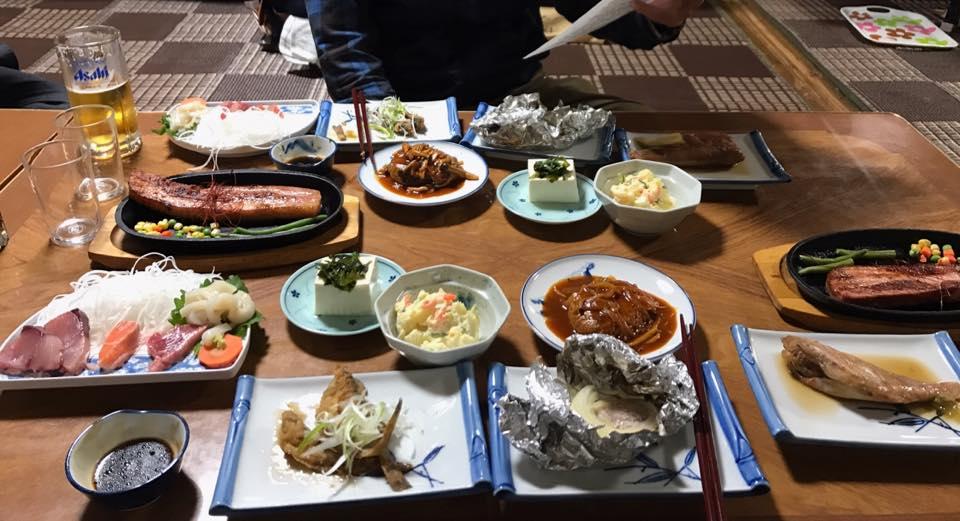 民宿アロハ料理
