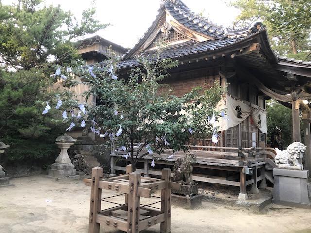 荒砂神社の宵宮と鵜殿氏の鎧兜と浦富焼