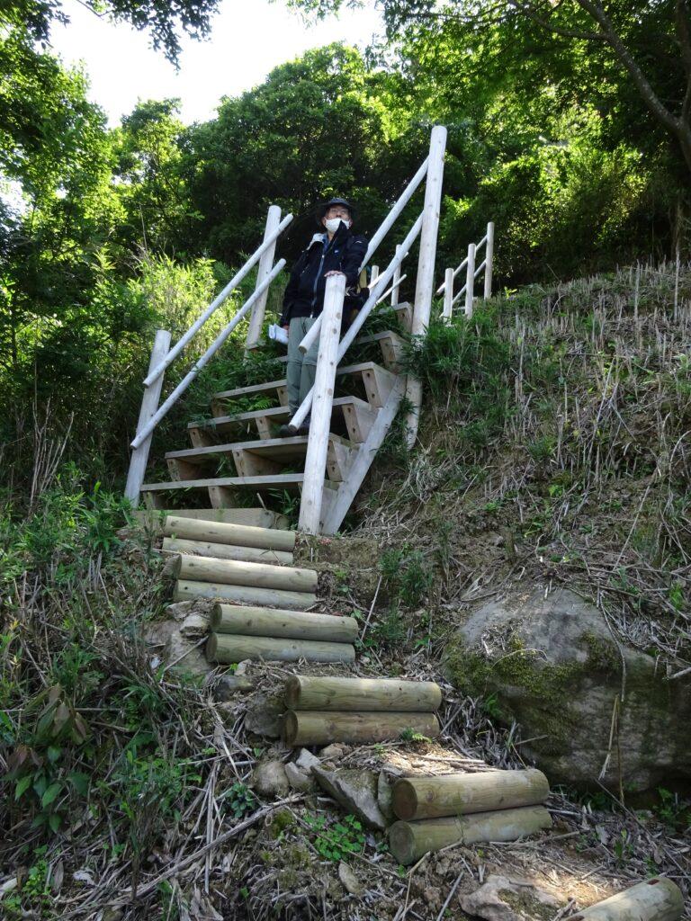 駟馳山自然歩道