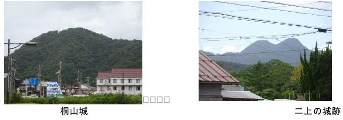岩美町の中世山城巡り